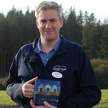 Rob Lott of Calvert Trust Exmoor