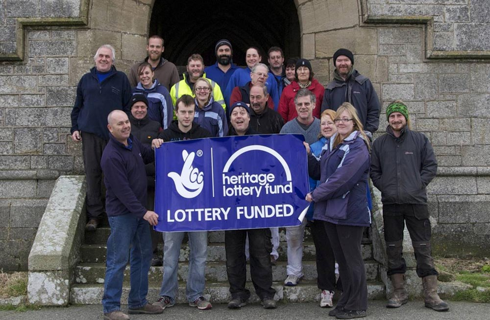 Lundy Island Heritage Lottery Fund grant | Business Action