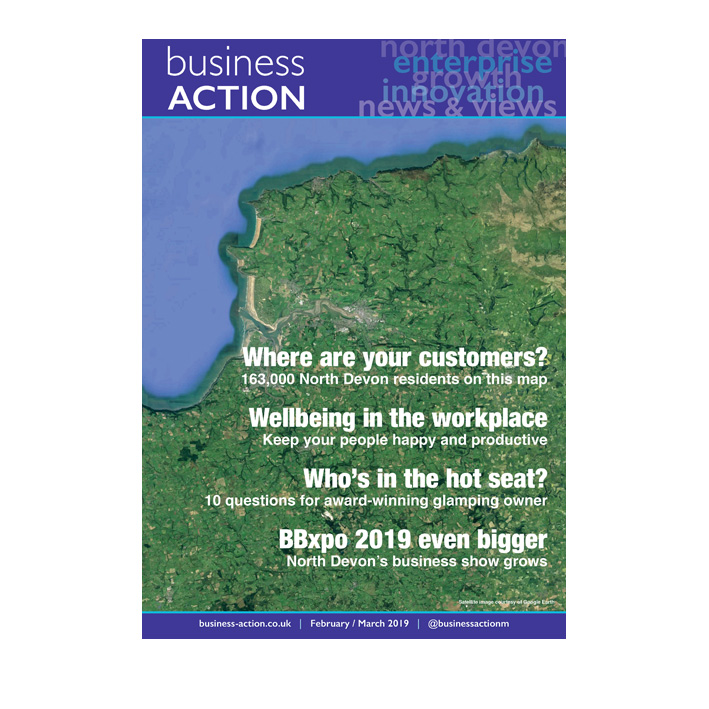 February / March 2019 | Business Action