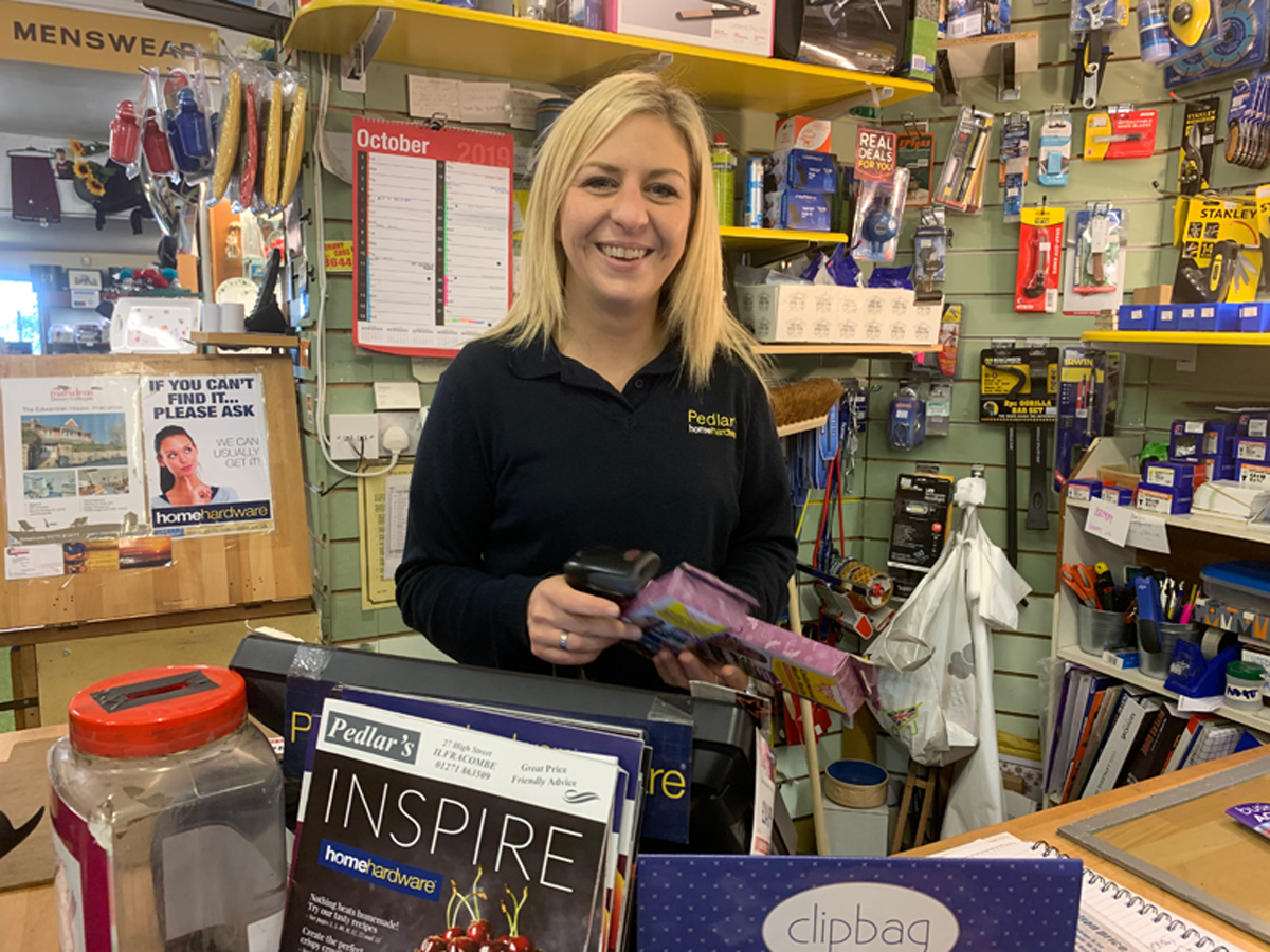 Helen Pedlar | Pedlar's Home Hardware | Business Action | independent North Devon-based business magazine | North Devon business news