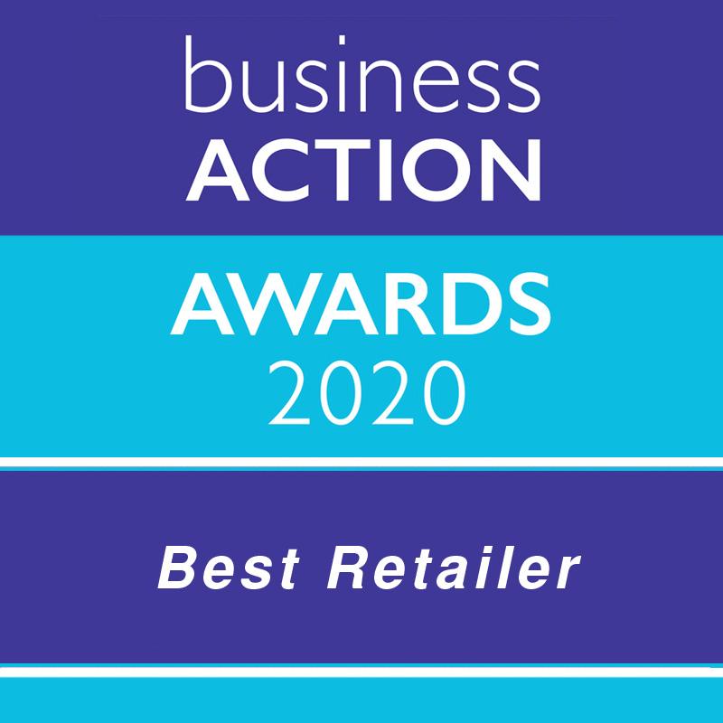 Business Action Awards 2020 | North Devon's independent business awards | Best Retailer Award