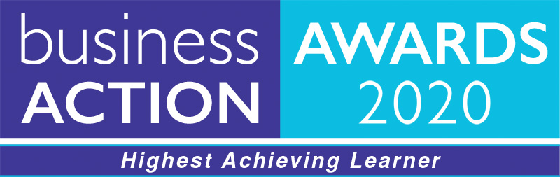 Business Action Awards 2020 | North Devon's independent business awards | Highest Achieving Learner Award