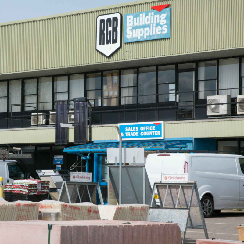 RGB Building Supplies Supports Local Businesses   Business Action   independent North Devon business magazine   North Devon business news