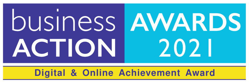 Business Action Awards 2021   North Devon's independent business awards   Digital & Online Achievement Award