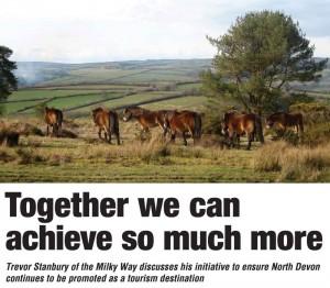 North Devon tourism needs your support