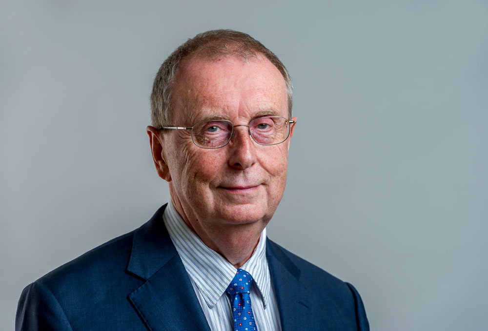 Brian Aird, chairman of Westward Housing Group   Business Action