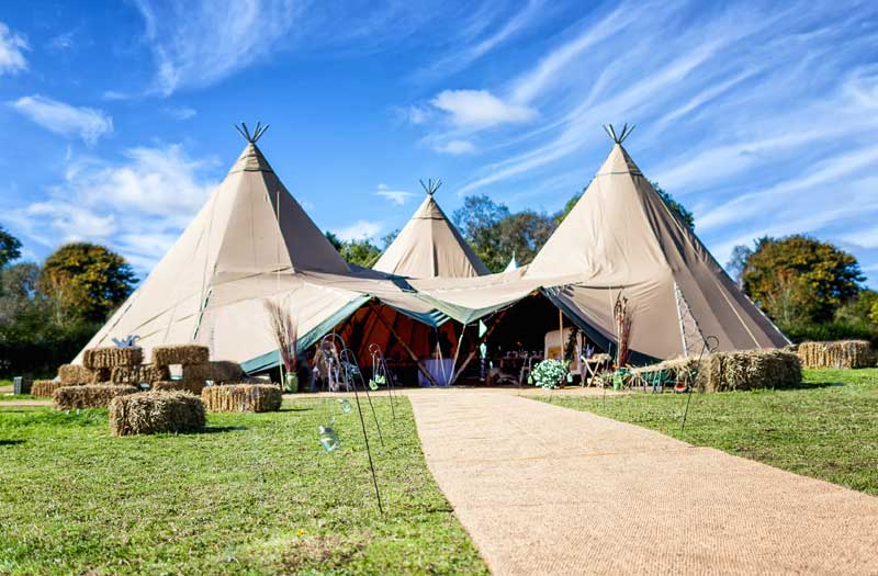 World Inspired Tents   Business Action