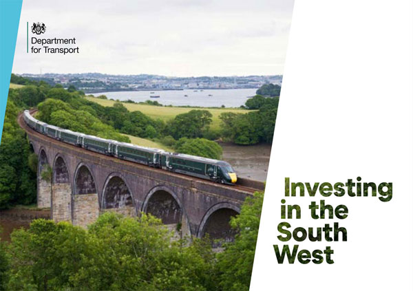 Invest in the South West