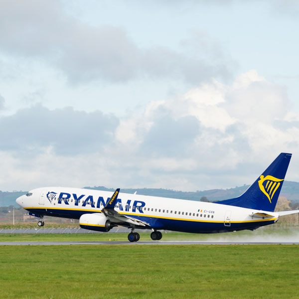 Ryanair Exeter Airport | Business Action | independent North Devon-based business magazine | North Devon business news