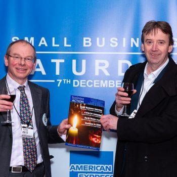 Alan Williams & Robert Zarywacz | Business Action | Small Business Saturday | independent North Devon-based business magazine | North Devon business news