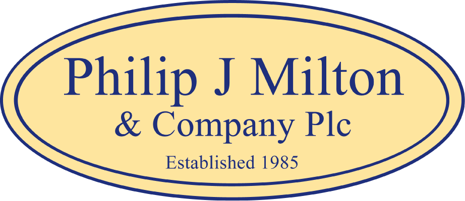Philip J Milton & Company Plc | sponsor of North Devon Business of the Year 2020 | Business Action Awards 2020 | North Devon's independent business awards