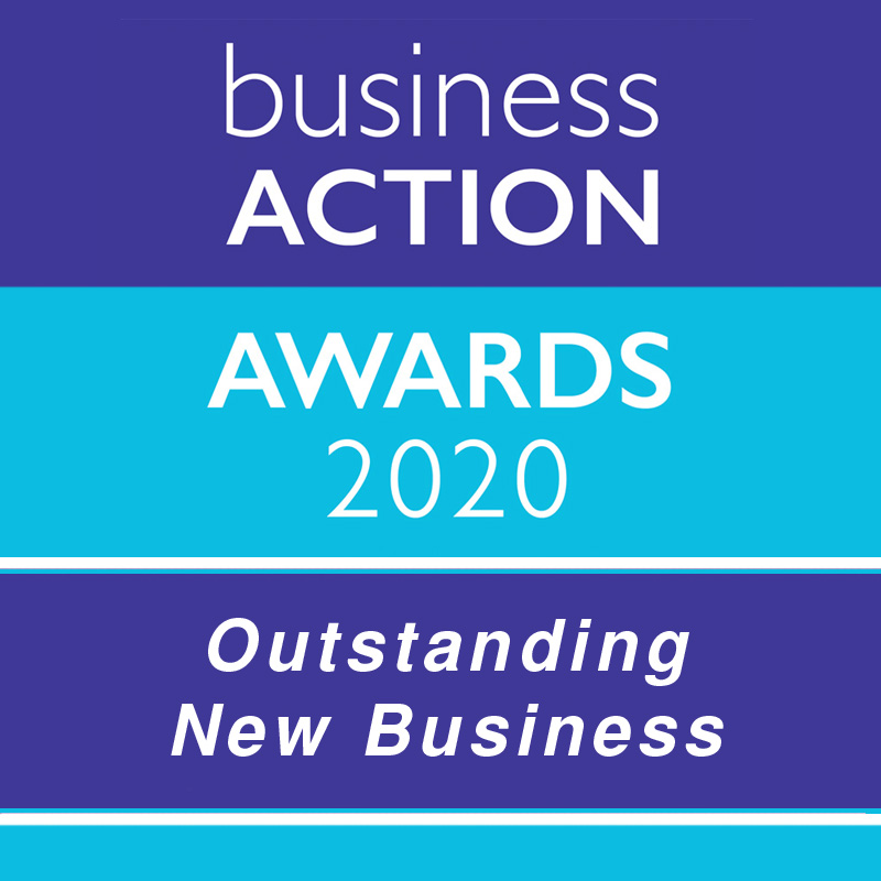 Business Action Awards 2020 | North Devon's independent business awards | Outstanding New Business Award