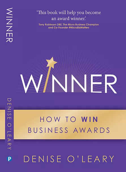 Denise O'Leary   WINNER – How to Win Business Awards