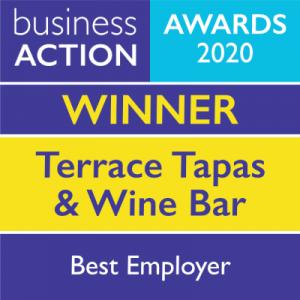 Best Employer Award 2020 winner