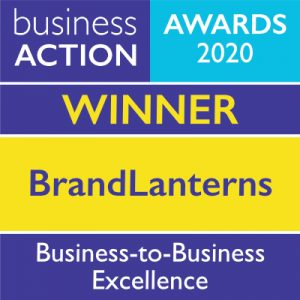 Business-to-Business Excellence Award 2020 winner