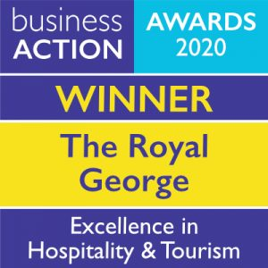 Excellence in Hospitality & Tourism Award 2020 winner