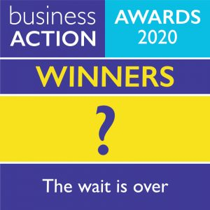 Business Action Awards 2020 winners