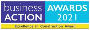 Business Action Awards 2021 | North Devon's independent business awards | Excellence in Construction Award