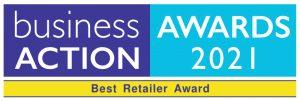 Business Action Awards 2021 | North Devon's independent business awards | Best Retailer Award