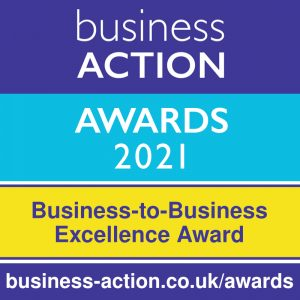 Business Action Awards 2021 | North Devon's independent business awards | Business-to-Business Excellence Award