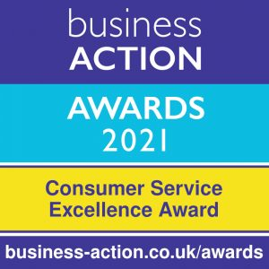 Business Action Awards 2021 | North Devon's independent business awards | Consumer Service Excellence Award