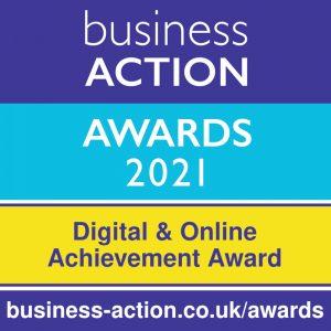 Business Action Awards 2021 | North Devon's independent business awards | Digital & Online Achievement Award