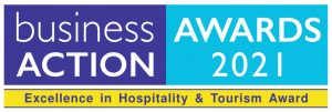 Business Action Awards 2021 | North Devon's independent business awards | Excellence in Hospitality & Tourism Award