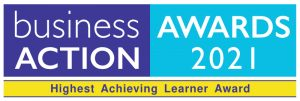 Business Action Awards 2021 | North Devon's independent business awards | Highest Achieving Learner Award