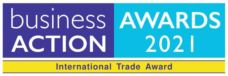 Business Action Awards 2021 | North Devon's independent business awards | International Trade Award
