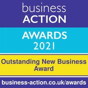 Business Action Awards 2021 | North Devon's independent business awards | Outstanding New Business Award