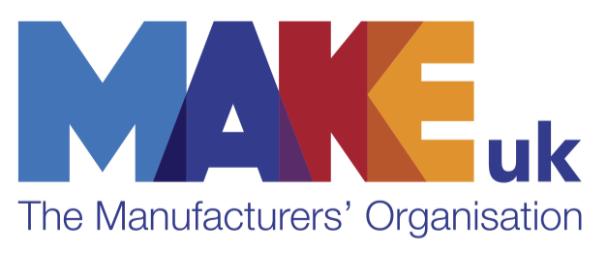 Make UK   The Manufacturers' Association