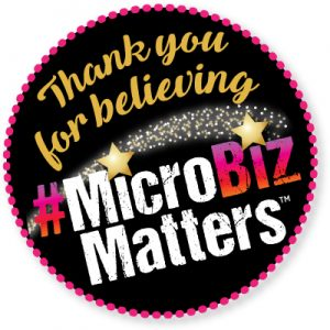 8 Jan 2021: #MicroBizMatters Day for UK micro businesses