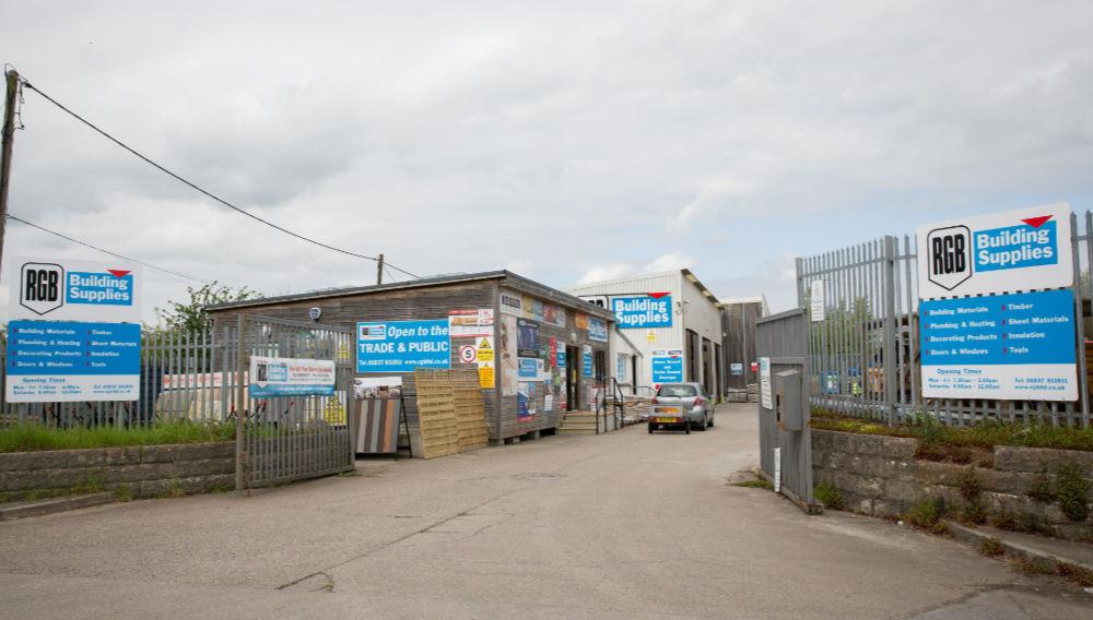 RGB Building Supplies Hatherleigh branch   Business Action   independent North Devon business magazine   North Devon business news